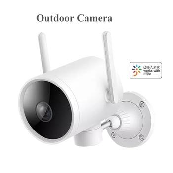 Xiaomi ip Outdoor Camera Waterproof PTZ Smart WIFI Webcam 270 Angle 1080P H.265 Night vision Dual Antenna Signal For Mi Home App