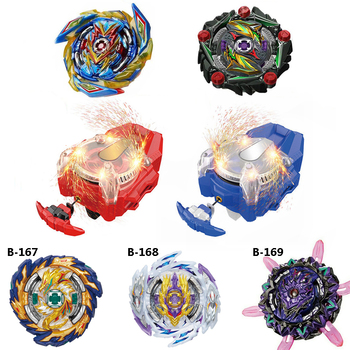 All Models Launchers Beyblade Burst GT Toys Arena Metal God Fafnir Spinning Bey Blade Blades Toys  B-163 B-164 B-167 B-168 B-169 spinning top burst b 92 b 86 b 34 b 35 b 41 b 59 b 48 starter zeno excalibur m i xeno xcalibur m i with launcher kids toys