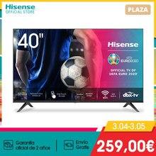 HISENSE 40A5600F TV televisión Smart TV 40 pulgadas,Led TV,FHD 1920x1080,VIDAA U2.5,Diseño sin bisel,USB HDMI,Soporte Wifi