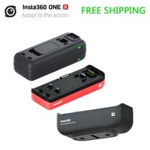 100% Original Insta360 ONE R Battery Base 1190mAh & Fast Charge Hub Charger Charging for Insta 360 One R Battery Accessories
