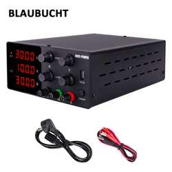 8 kinds of Switching Lab DC Power Supply 30V 10A Adjustable 3/4 Digital Regulated Modul Laboratory Power Bench Source 30 V 0-10A