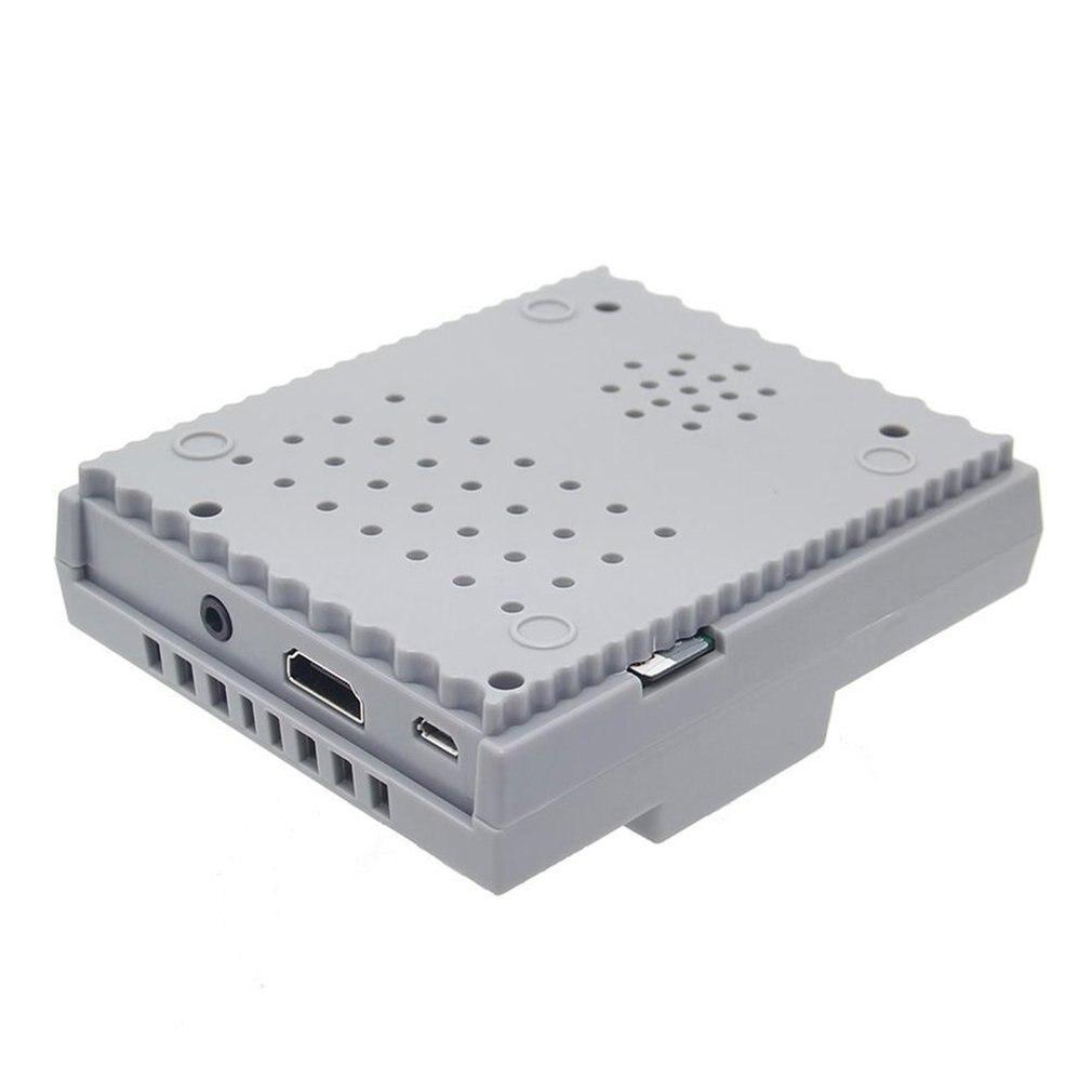 Snespi Nespi Enclosure Case Cover Box For Raspberry Pi 3 Model B+/3B/2B/B+ Tool Professional