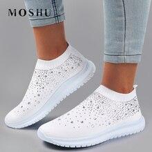 White Sneakers Women Vulcanized Shoes La
