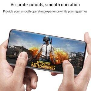 Image 5 - NILLKIN 3D DS MAX واقي شاشة لهاتف Samsung Galaxy S20 ، زجاج مقوى 9H ، آمن