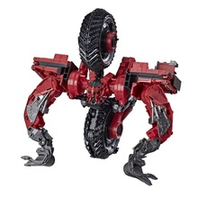 リーダークラススタジオシリーズロボット SS55 Constructicon スカベンジャーホルムアルデヒドのアクションフィギュアクラシックトイ男の子コレクション