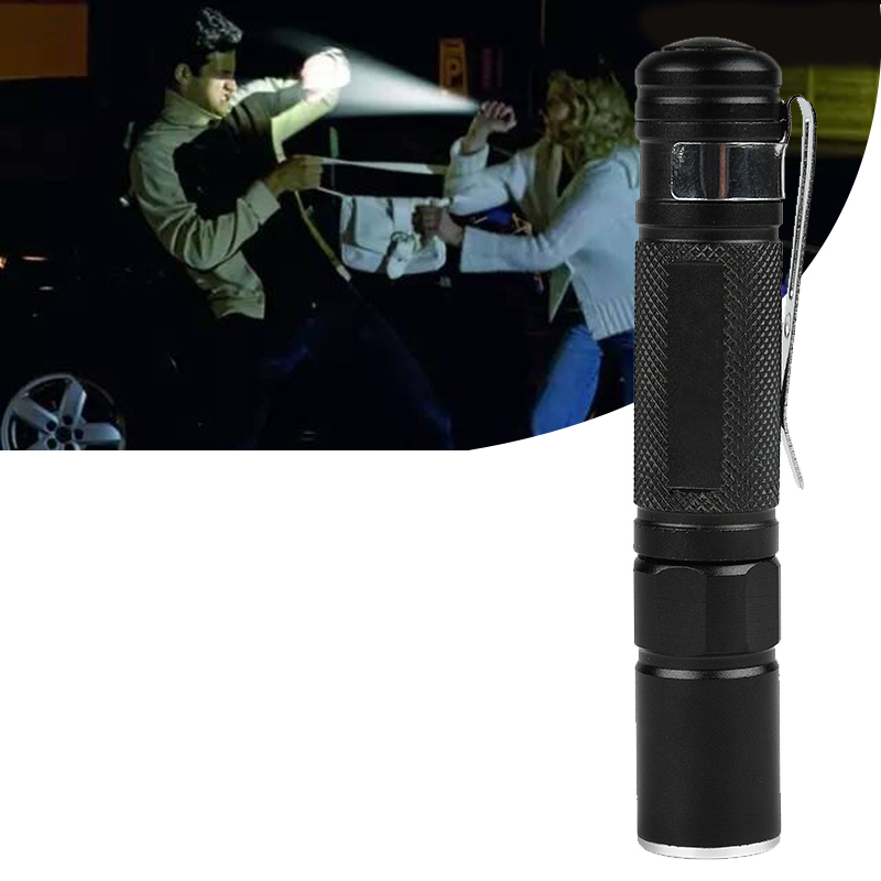 Litwod Z90+ 7W XP-G Q5 2000LM Mini LED Flashlight Torch ZOOM Waterproof LED Zoomable Lanterna AAA Battery Led For Camping