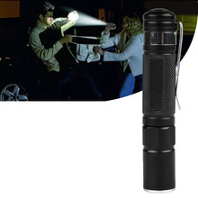 Litwod Z90+ 7W XP-G Q5 2000LM mini LED Flashlight Torch ZOOM Waterproof LED Zoomable Lanterna AAA Battery Led For camping(China)