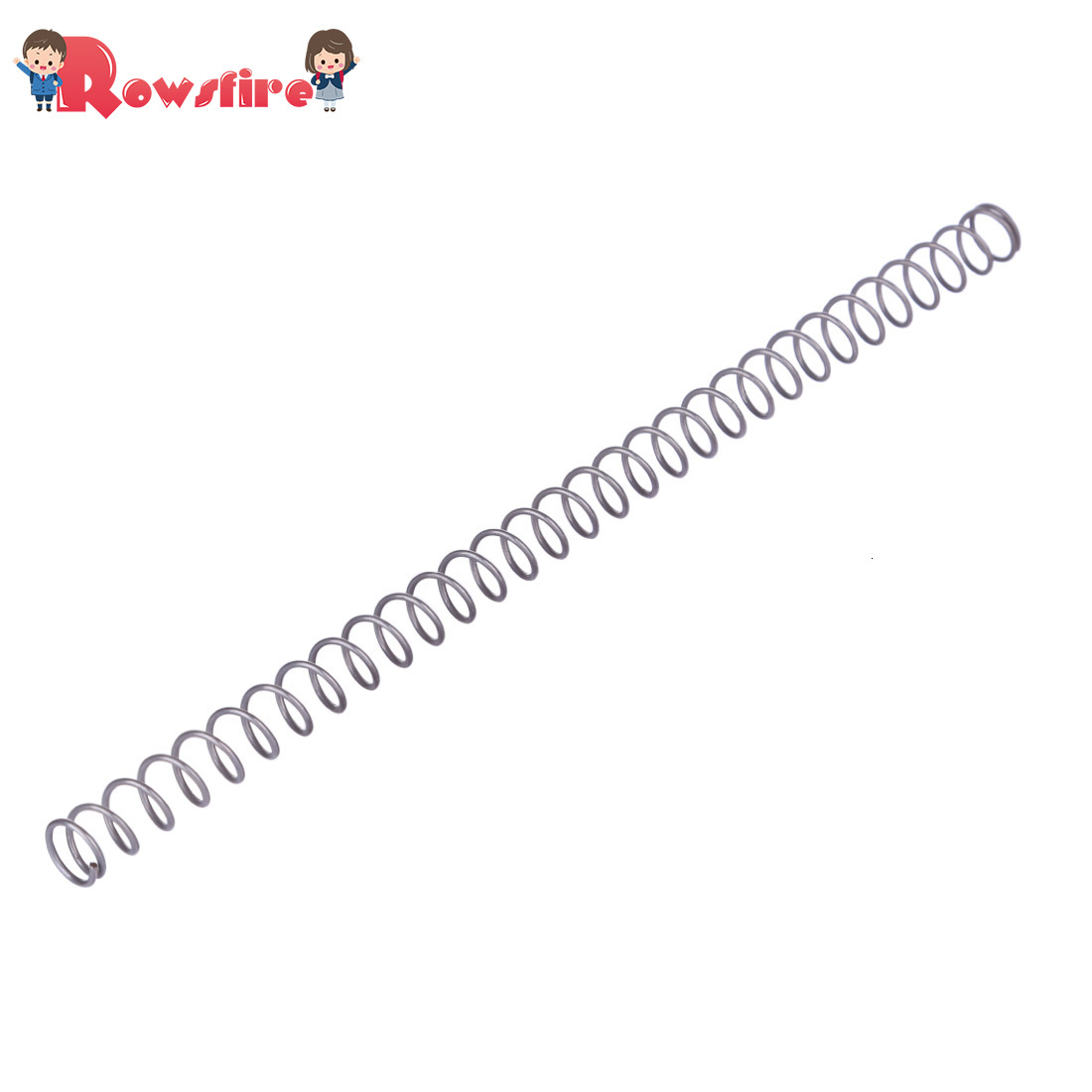 Wholesale 1/5/10/20pcs 1.3 Wire Diameter Spring For GJ M24/GJ 98k/GJ AWM Enhanced Internal Modification Metal Kit Gen.2
