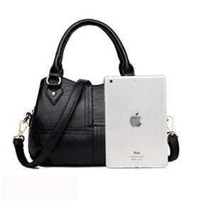 Image 3 - NUOVO Tre sacchetto di Casual tote Filo borse delle donne borse di marche famose del sacchetto di mano femminile per le donne di spalla borse crossbody sac uno dei principali