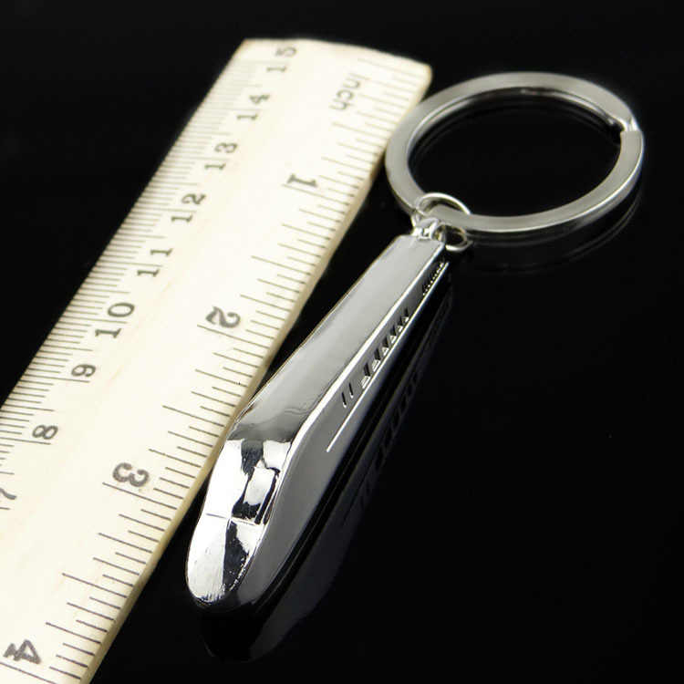 Yüksek demir anahtar toka üç boyutlu yüksek demir anahtar toka Metal anahtar toka demiryolu şirketi yıldönümü Propaganda hediye