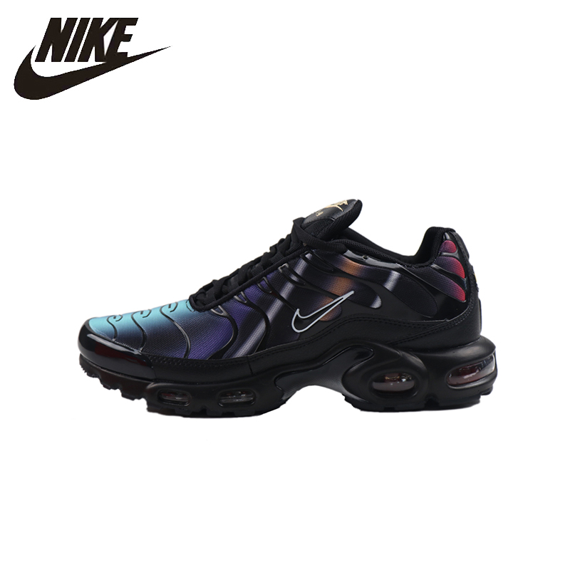 Nike Air Max Plus TXT Man Running Shoes  Men Breathable Anti-slippery Outdoor Sports Sneakers NIKE#918240