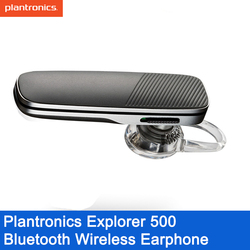 Original Plantronics Explorer 500 In-Ear Earphones Wireless Bluetooth 4.1 Headsets With Microphone For Ios/Android Xiaomi