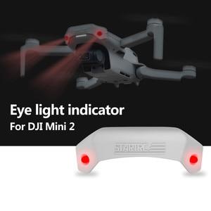 Image 1 - DJI Mini 2 تحذير ضوء العين ضوء الهبوط والعتاد فلاش تحذير ضوء ل DJI Mini 2 ملحقات طائرة بدون طيار