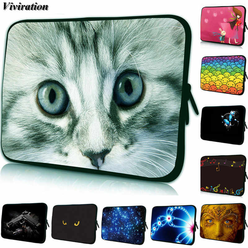 "Baru Funda Portatil Tas Neoprene Komputer 15.6 11.6 13 12 15 14 17 10 Tablet Case 10.1 ""7 ""7.9"" 8 ""17.3"" 9.7 Laptop Cover"
