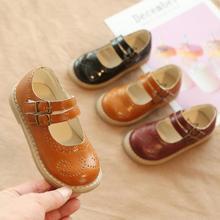 Школьная обувь для девочек; летние детские повседневные сандалии в богемном стиле для девочек; модная детская обувь на плоской подошве; Chaussure Enfant Fille; кожаная обувь