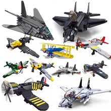 ww2 plane compatible military technic airplane army us armor fighter jets building blocks world war 1 2 i ii