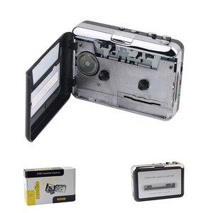 Image 1 - USB Cassette Cassette To MP3 Converterจับเครื่องเล่นเพลงเทปสนับสนุนWindows 7/8