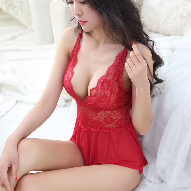 LKlady-Temptation-Inner-Clothes-Lace-Open-Sling-Sexy-Lingerie-Adult-Ladies-Sexy-Pajamas-Perspective-Nightdress (2)