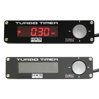 New Universal Electronic Car Auto LED Digital Display Turbo Timer Delay Controller image