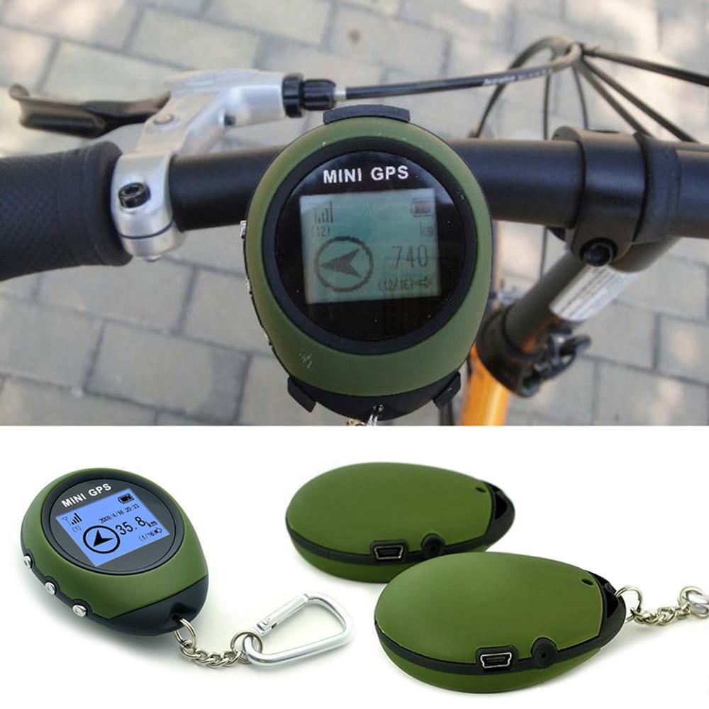 High Accuracy Mini GPS Tracker Tracking Device Real time Pathfinding Locator Compass Travel Portable Keychain GPS Locator|Компас|   | АлиЭкспресс