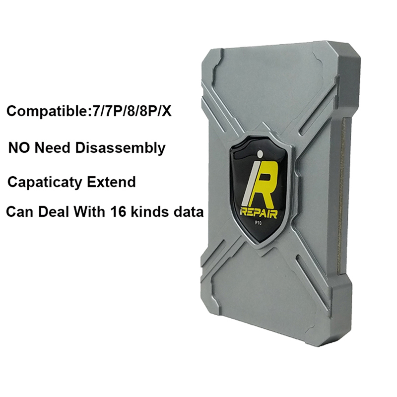 IRepair P10 DFU BOX For IPhone IPad Serial Number Read And Write One-Click Unpack WiFi  All Other Syscfg Data No Disassembling