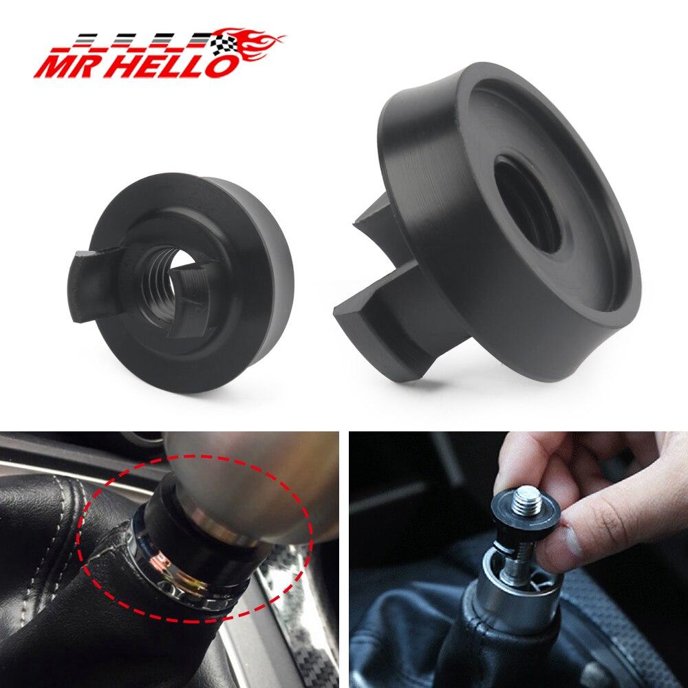 Подходит для Honda civic 2014 + ограничитель головки переключения передач рычаг переключения адаптер джойстик аксессуары M10 * 1,5