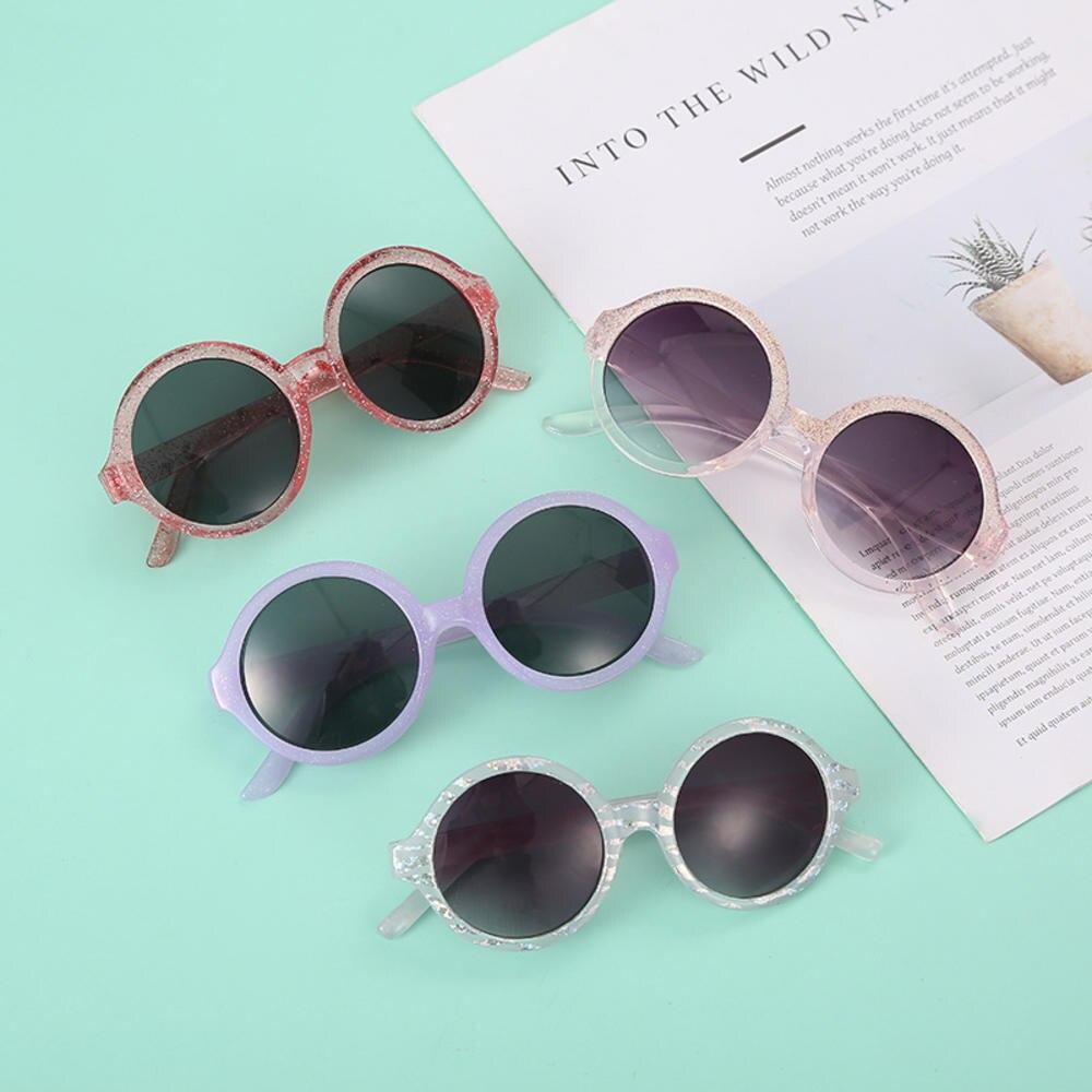 Kids Sunglasses For Boys Girls Age Under  18 Years Old Shatterproof UV Prevention Children Teenager Sun Beach Glasses