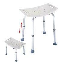 Chaise de bain antidérapante banc aide salle de bain chaise de douche hauteur réglable antidérapant siège de toilette pour personnes âgées handicapées tabouret meubles