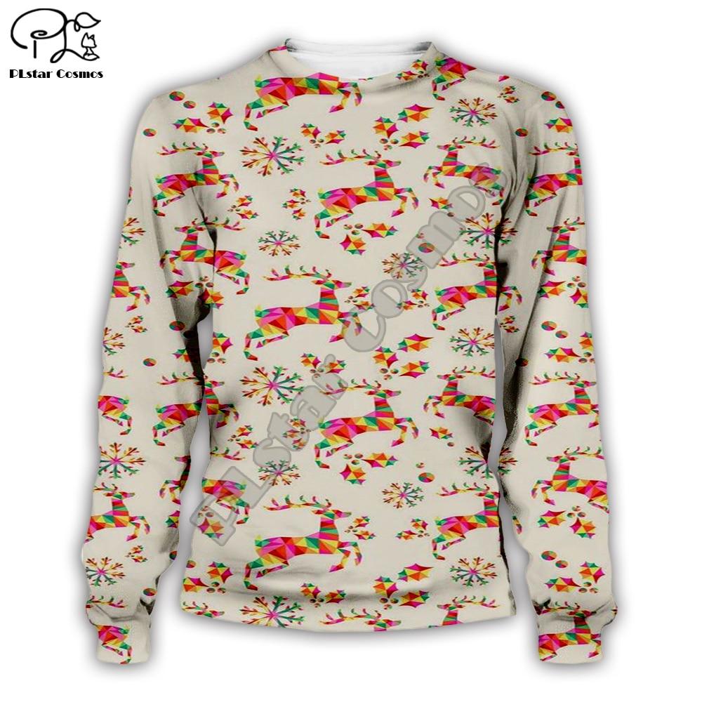 PLstar Cosmos Christmas Santa Claus 3D Printed Hoodie Sweatshirt Jacket shirts Mens Womens hiphop Tracksuit fit casual style 9 in Hoodies amp Sweatshirts from Men 39 s Clothing