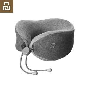 Image 1 - Youpin LF cou oreiller Instrument de Massage électrique épaule dos corps masseurs infrarouge sommeil pour la maison intelligente