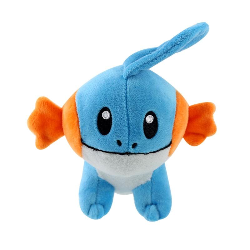 Anime Toys Hobbies Mudkip Cartoon Character Stuffed Animals Plush Kids Toys Great Gift