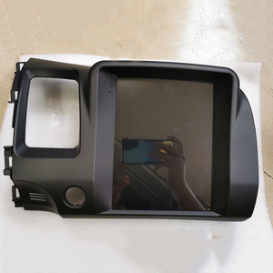 Image 3 - Tesla bildschirm Für Honda Civic 2006 2007 2008 2011 Auto Android Multimedia Player 10,4 inch Auto Radio stereo Audio GPS Navigation