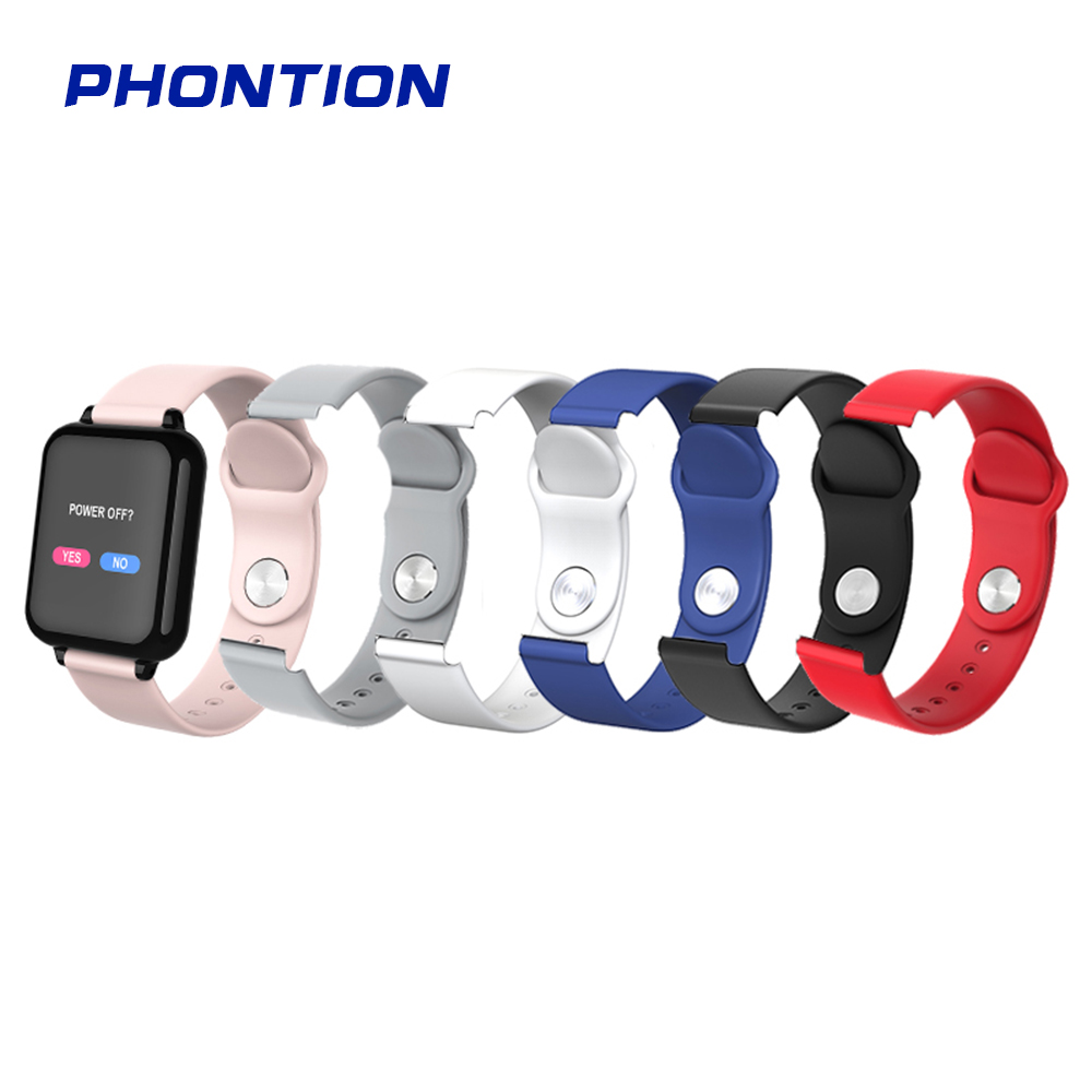 Original Authentic Strap For B57 Smart Watches Waterproof Sports Smart Band Accessories For Wristband Strap For Women Men Kid