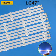 LED Backlight Lamp strip 9leds For LG 47 LCD TV 47LA6200 47LN5400 6916l-1527a 6916l-1528A 6916l-1547A 1529A 6916L-1359A 100%new