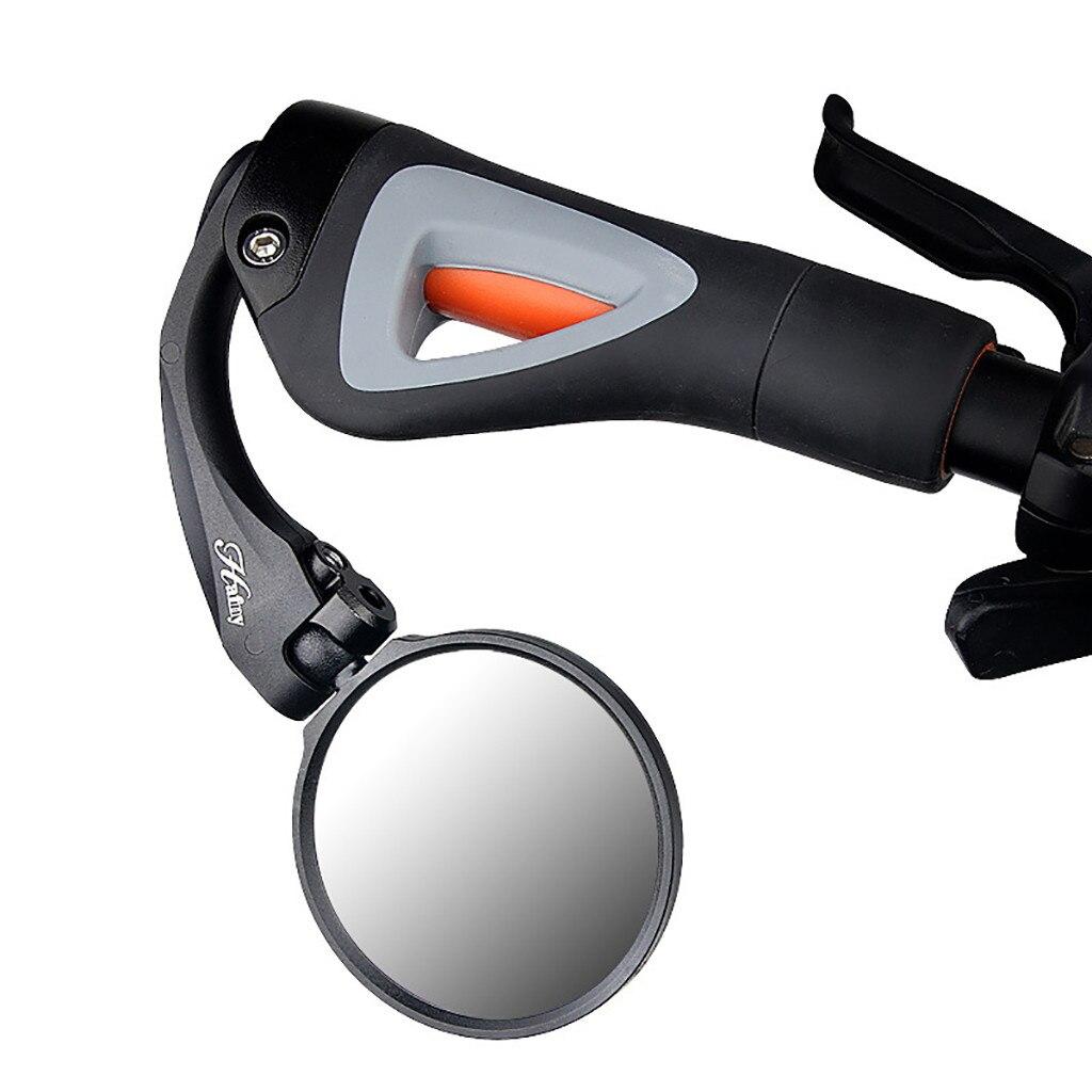 Qualité vélo vélo guidon Flexible vue arrière rétroviseur sécurité pour montagne route vélo vtt guidon 16mm-22mm