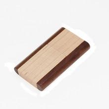 Rotatable usb 2.0 wooden USB flash drive 4GB 8GB pendrive 16GB pen 32GB 64GB memory wedding gift engrave company logo