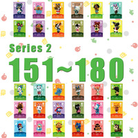 NTAG215 NFC Printing Card Work for Games Series 2 (151 to 180)