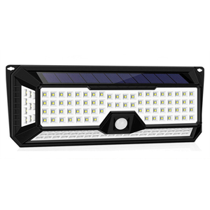 136 LED Solar Light Outdoor So