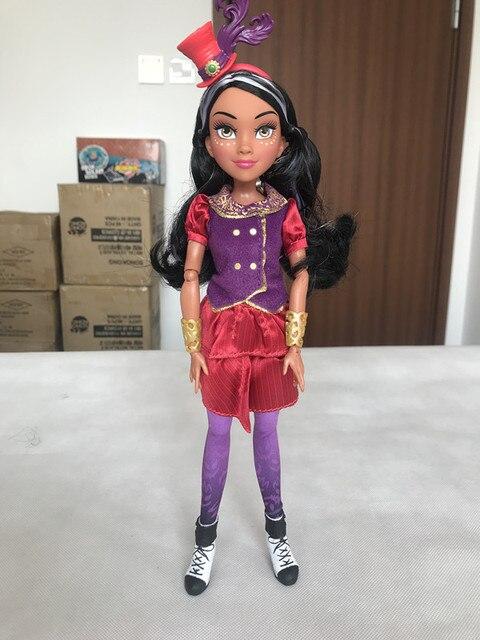 Freddie Isle of The Lost Action Descendants de Disney, jouet, poupées, nouveau, ample, 11 pouces/28cm