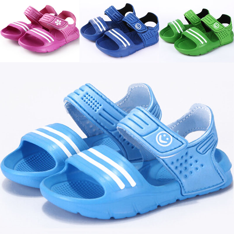 Baby Shoes Sandals Boy Boys Kids Casual Summer Child Flat Beach Us-Size