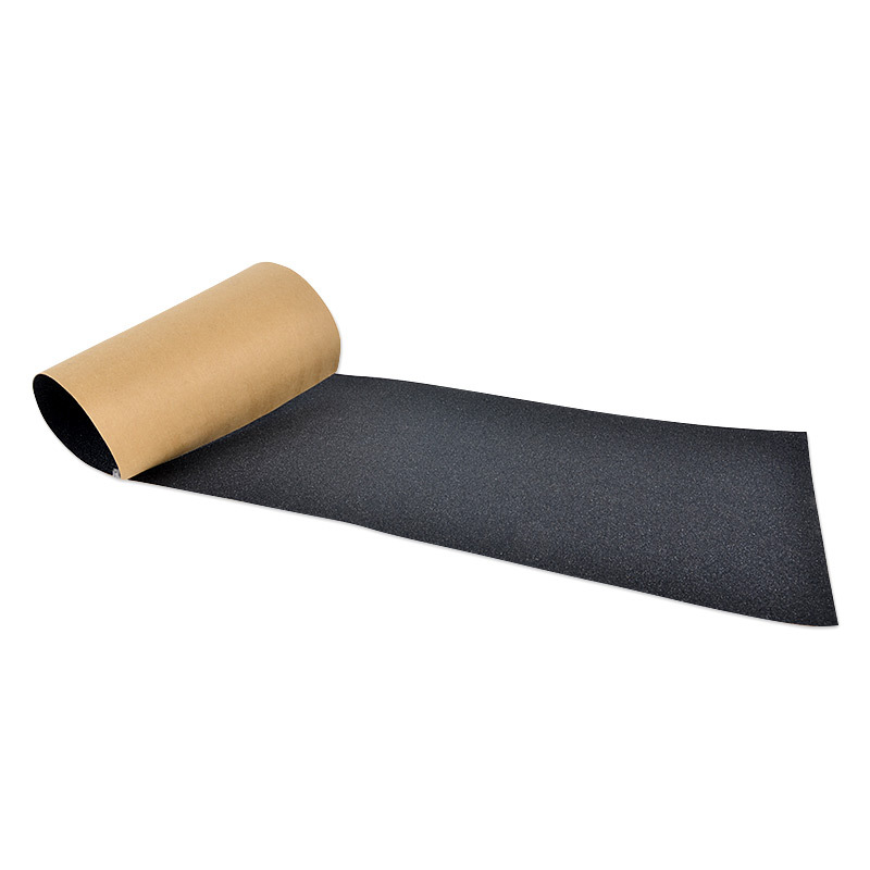Taiwan Craft Profession Skateboard Thick Sandpaper OS780 Perforated Breathable Sand Double Snubby Skateboard Sandpaper MS3205