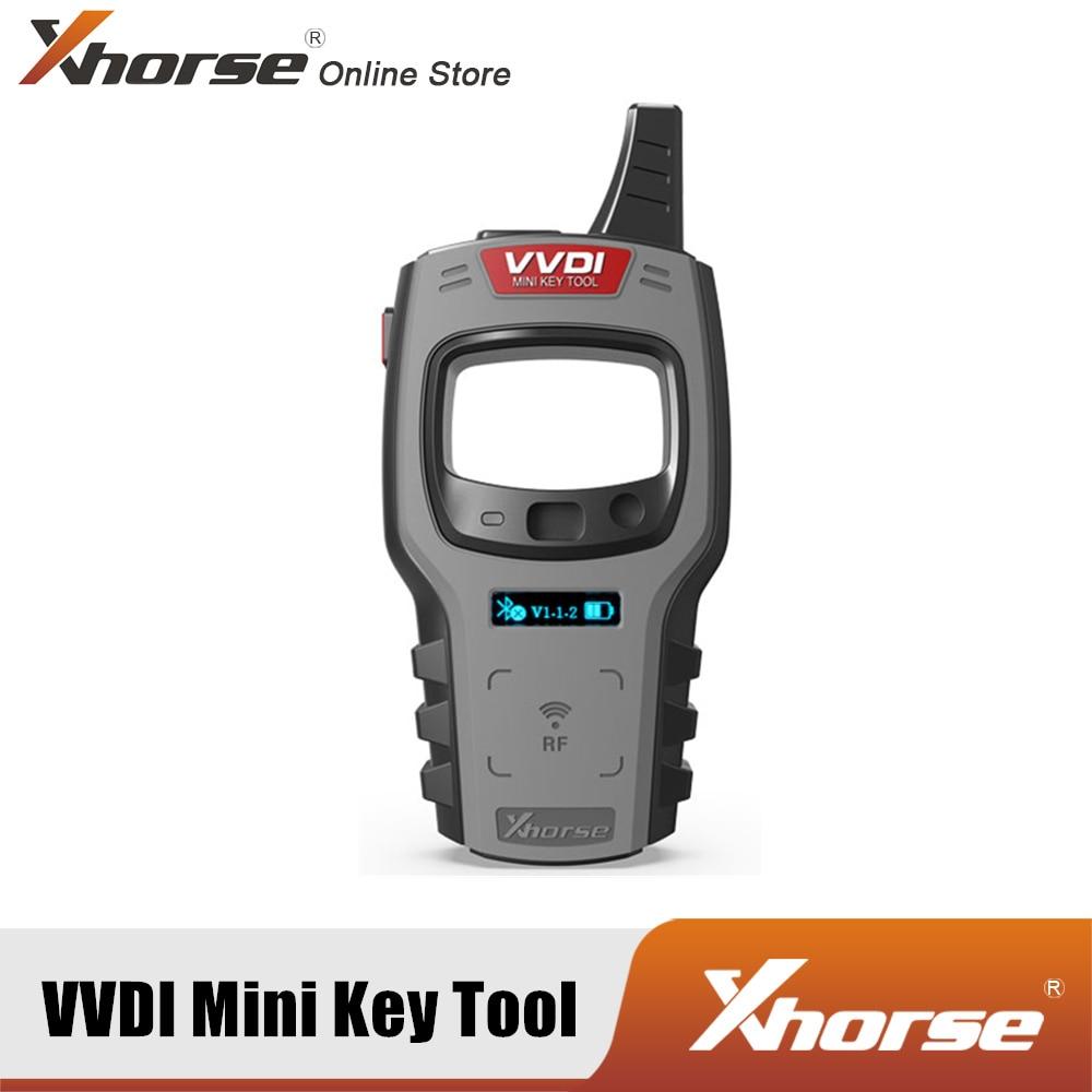Xhorse VVDI мини ключ инструмент дистанционного ключа программист с Бесплатная 96bit 48-клон Функция Поддержка, работающими на IOS и Android глобальная в...