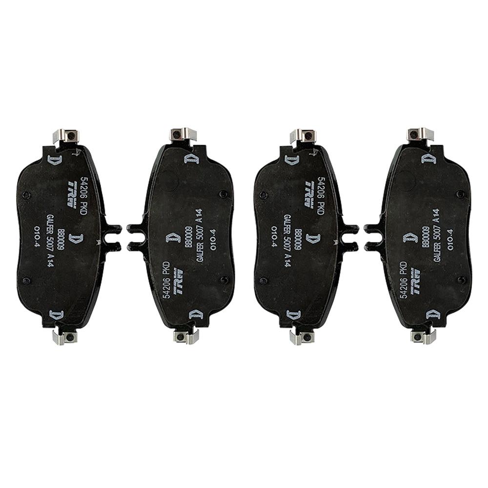 1 Set For Mercedes Benz C117 CLA Class X156 GLA Class Brake Pads A0084200620 0084200620|Car Brake Pads & Shoes| |  - title=