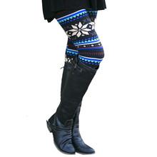 Legginsy damskie 2020 eleganckie legginsy z nadrukami Stretch długie legginsy legginsy eleganckie damskie legginsy Hiver Femme Ласины # JY tanie tanio Kostek STANDARD Suknem Women Pants Wysoka Na co dzień Poliester Drukuj