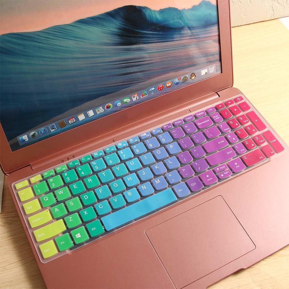 Для Lenovo Ideapad S340 S430 S340-15WL S340-15api 15,6 в ноутбук клавиатура защитная накладка для телефона силиконовый материал с защитой от пыли