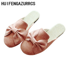 HUIFENGAZURRCS-Summer Sweet style Slippers Shallow-mouthed Student Shoes,Korean version of Flat-soled Womens Shoes,3 colors