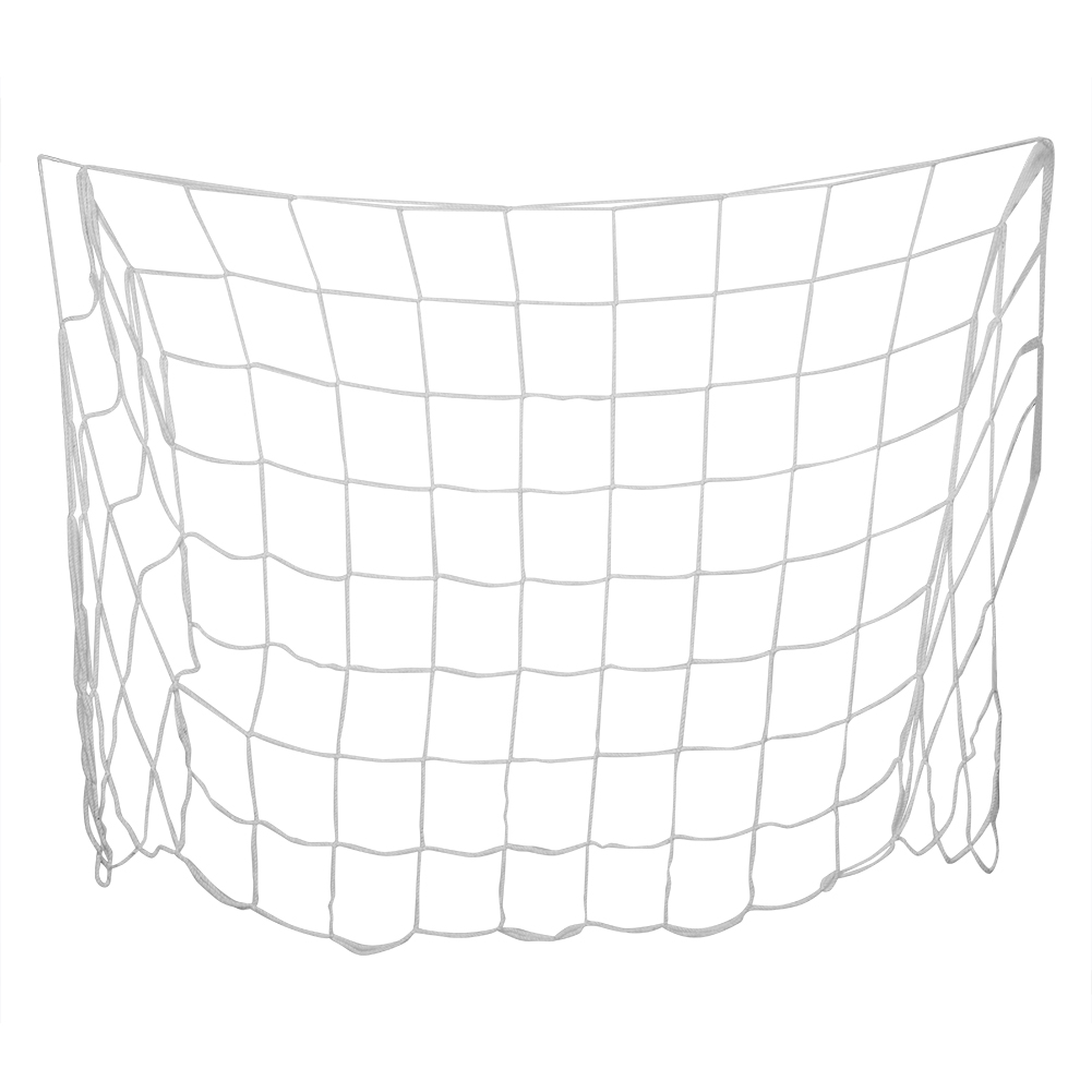 1.2x0.8m Lightweight Practical Football Soccer Goal Net High Quality Polypropylene Fibers Fit For Sports Match Training Tools