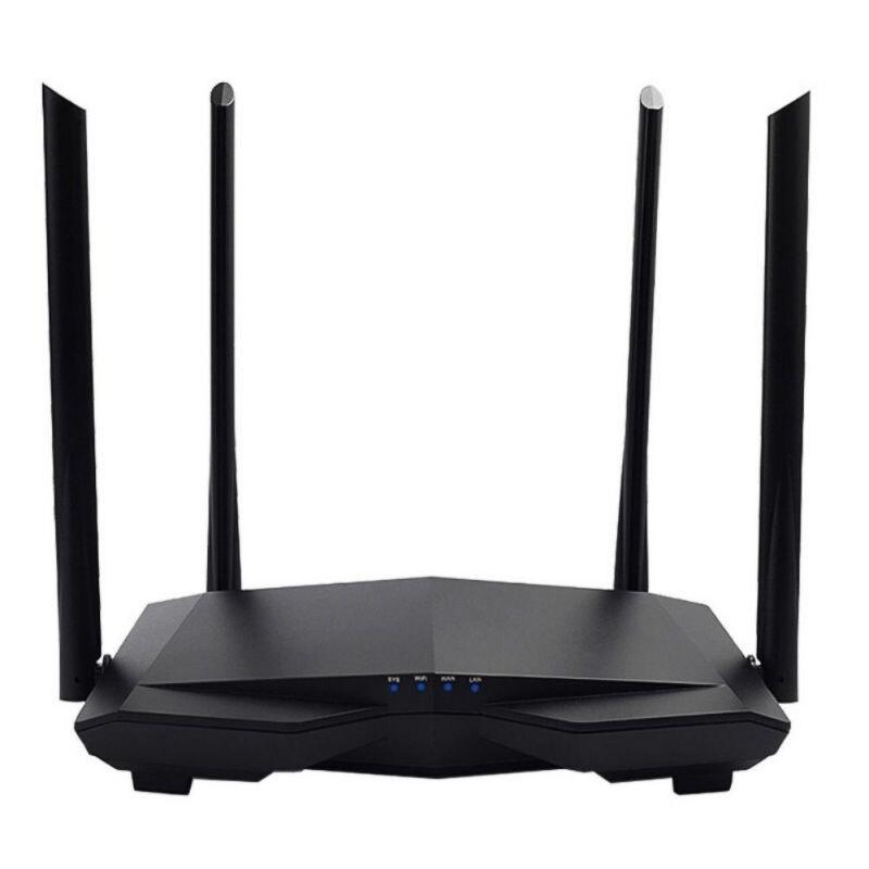 Tenda AC6 Wireless WiFi Router 1200M Dual Band 2.4GHz / 5.0GHz 11AC 802.11ac Wireless Smart WiFi Repeater Remote APP Manage