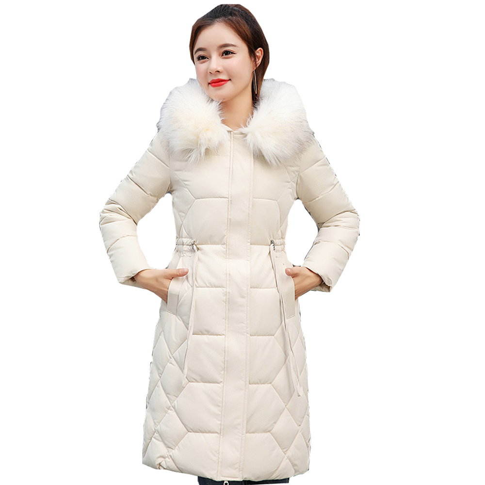 Hot sale Thicken Outwear Female Coat   Parkas   Female Down Clothes New Version 2019 Winter Cotton Clothes down   parka   902
