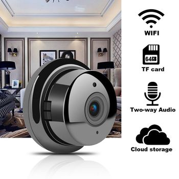 Mini Wifi Camera 1080P Wireless Network WI-FI  IP Camera Baby Monitor Home Security Video CCTV Camera IR Night Vision Mini Cam mini wireless ip camera wifi 1080p 720p kamera wi fi smart night vision video surveillance camera network cctv security camera
